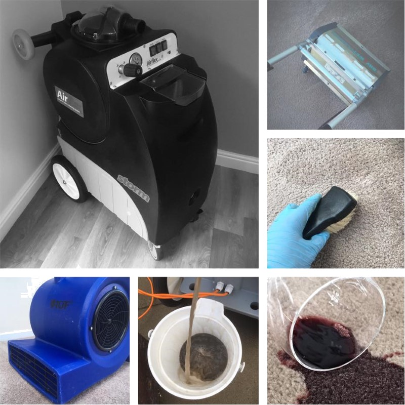 Little Duck Carpet & Upholstery Cleaning Services have the technology, training and experience to refresh and grimy, stained or faded space