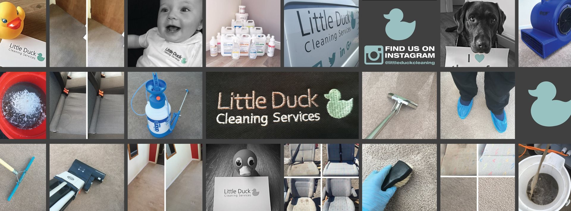 Little Duck Cleaning Services Limited provide a wide range of domestic and commercial cleaning services and contracts to homes and commercial premises across Cumbria and the Borders