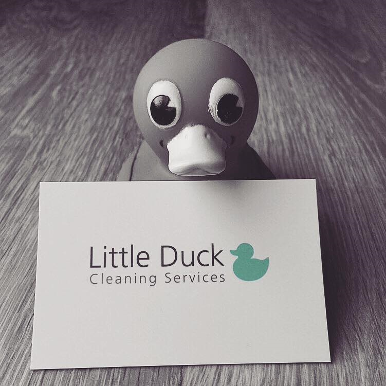 The Little Duck is the symbol of a Professional commercial cleaning company ready to fly into action in Carlisle