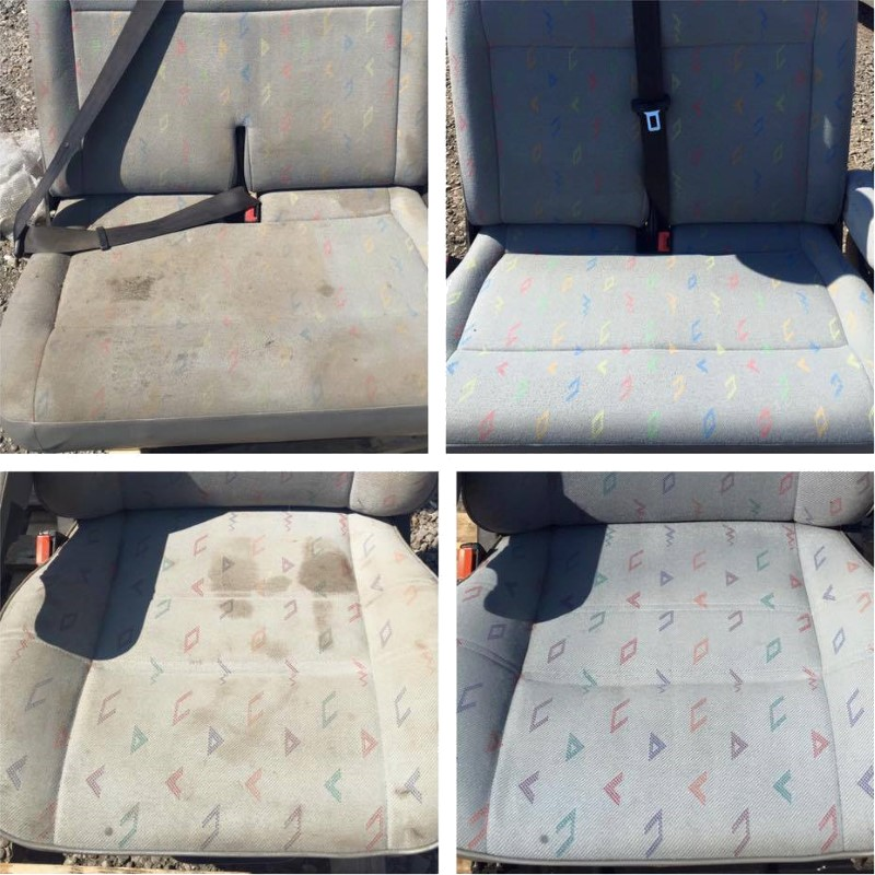 Upholstery Cleaning Services by Little Duck Cleaning will restore upholstery in homes, offices and vehicles to their best possible appearance.